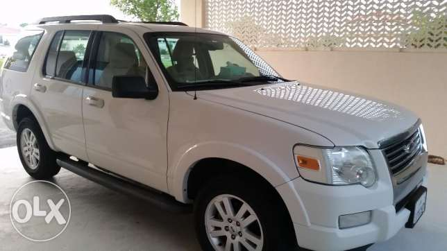 Ford Explorer 2009 Single driving & zero accident - Reduced price