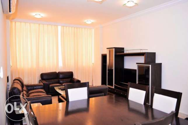 Fully-Furnished 4-BHK Flat in {Bin Mahmoud } فريج بن محمود -  2