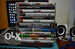 Ps3, xbox360 and pc games 20 per game