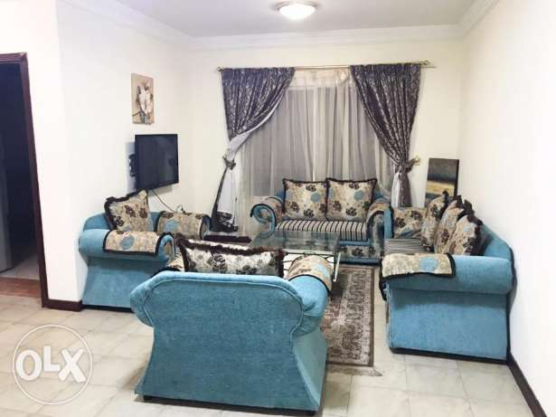 Fully-Furnished 2-Bedroom Flat At -Bin Mahmoud-