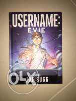 Username Evie By: Joe Sugg