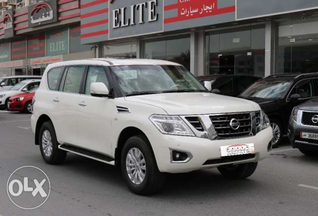 New Nissan Patrol LE Model 2017
