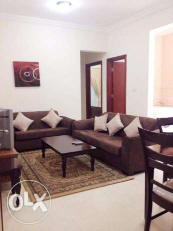 no commission..fully furnished 1 bhk apartment at doha jadeeda
