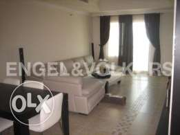 High end furnished apartment in Pearl