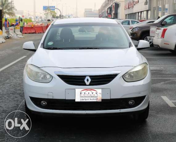 Used Renault Fluence Model 2011