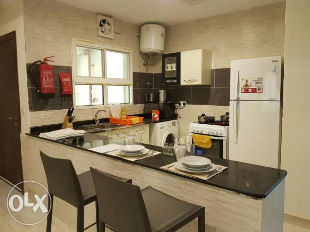 Fully Furnished 2Br in Al Wakra