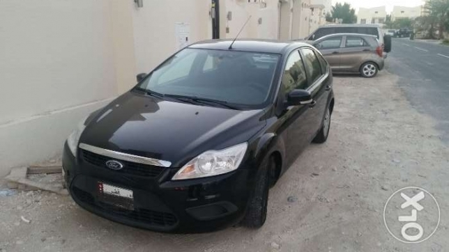 2010 FordFocus, Istimara until Jan 2018. REDUCED for Urgent sale