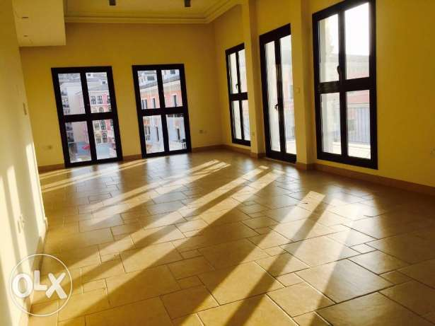 QQAA - Canal Facing of 1 Bedroom with Balcony in Qanat Quartier (PROMO