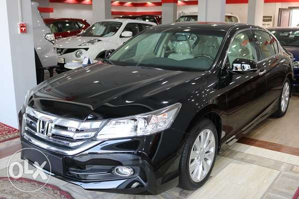 Honda Accord v6 2016