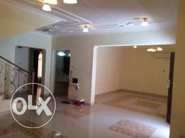 Villa for rent in al-nasriyah 6BHK Inside compound with month free .SF