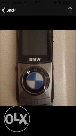 BMW dualism phone