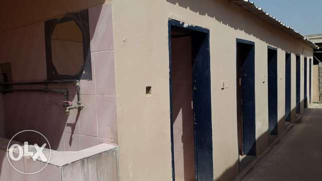 Al Khor 25 Rooms Labour Camp Qr. 34000