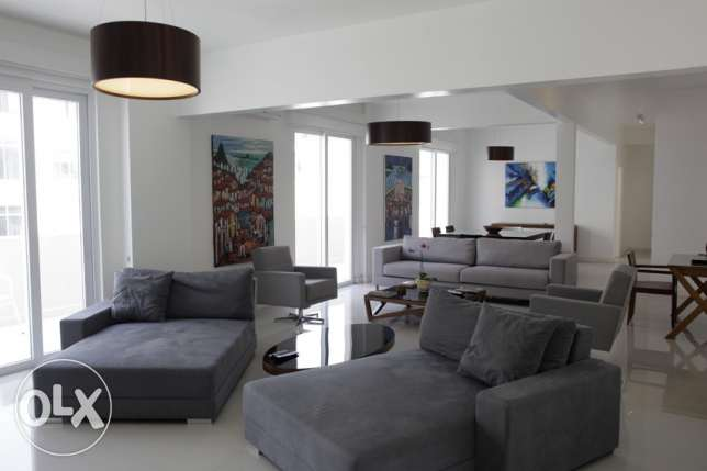 LUX two-bedroom fully furnished apartment Doha Port