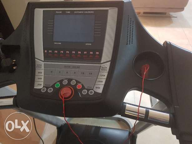 Treadmill excellent condition for sale