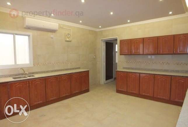 for staff or families , villa in alwukair for rent