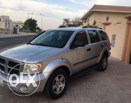 Amaizing Dodge Durango 2007 well maintained full automatic 128000km
