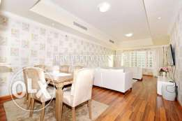 Fully furnished 2 bedroom apartment in prime location