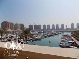 FULL MARINA VIEW, 4BR+1, Furnished Apartment in Porto Arabia