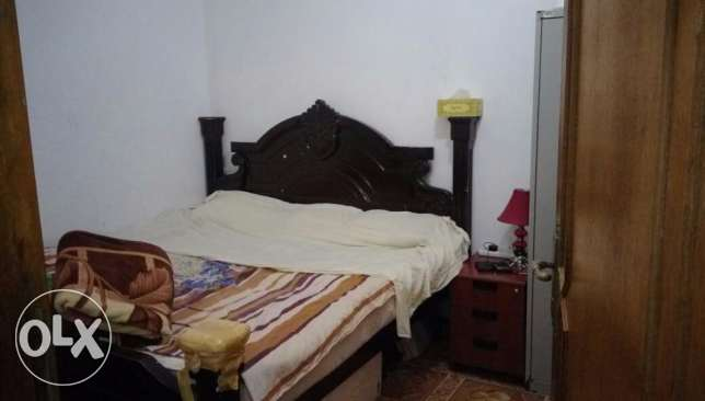 A fully furnished family room for rent