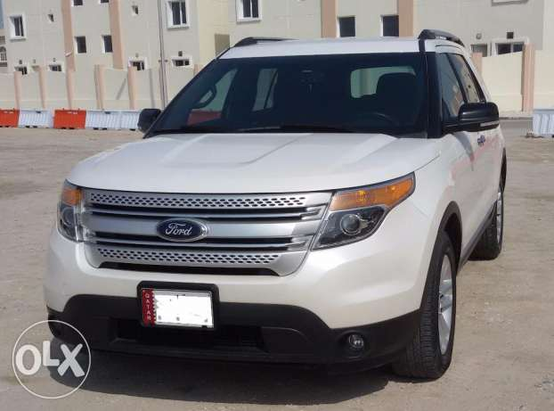 Excellent Condition Ford Explorer 2014 XLT is on Sale