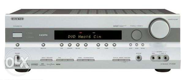 5.1-Channel A/V Surround Receiver ONKYO HT R508