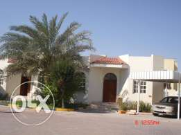 Villas in AL-Noor Compound ,old airport + ONE MONTH FREE