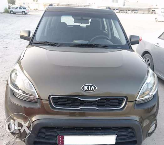 For sale KIA SOUL 2013 Under Warranty - Excellent Condition