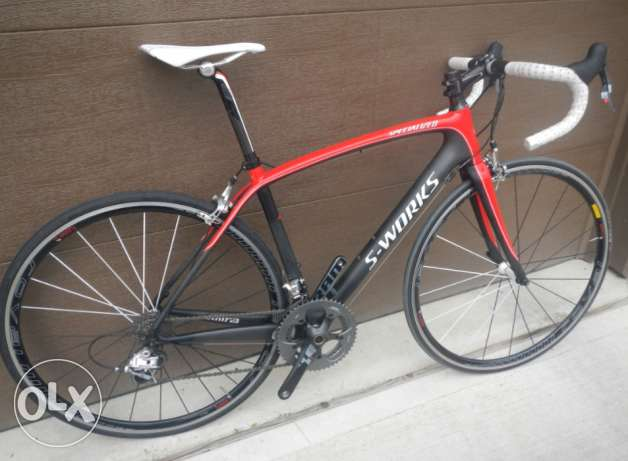 S-Works Bike (electronic gears)