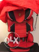 ferrari car seat for (8 months - 9 years)
