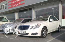 2011 E200 MERCEDES for sale