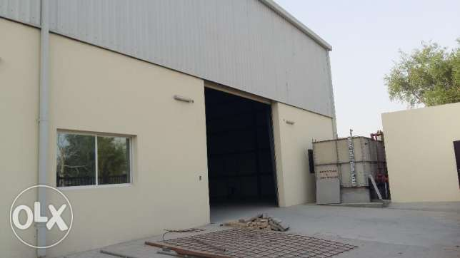 400 sqmr Warehouse for rent in street 38