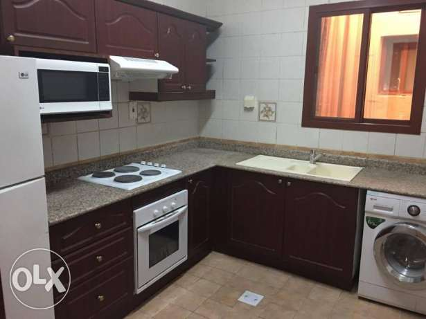 Fully-Furnished 3Bedroom Flat in Bin Mahmoud