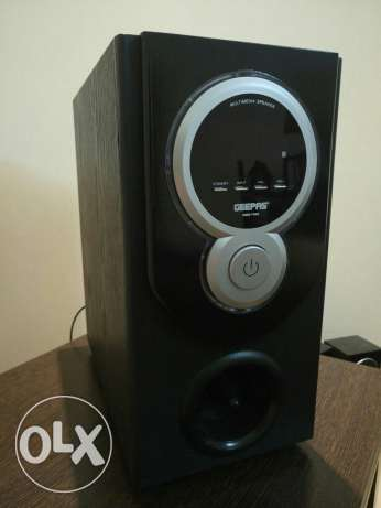 5.1CH multimedia speakers
