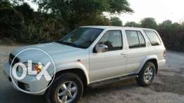Nissan Pathfinder, 2005 Model, Made in Japan, Accident & Fault Free