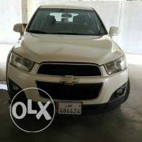Chevy Captiva rush sale