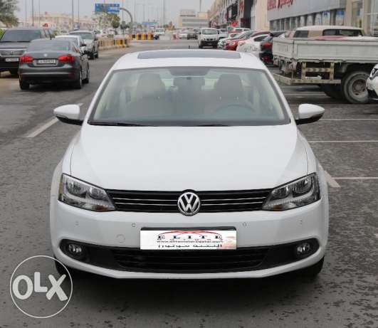 JETTA-SEL2014 full options