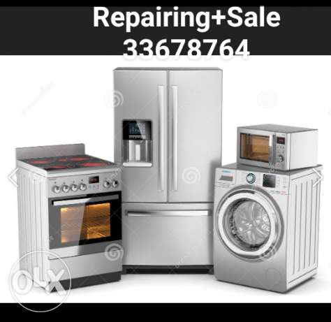 Repairing sale and buying