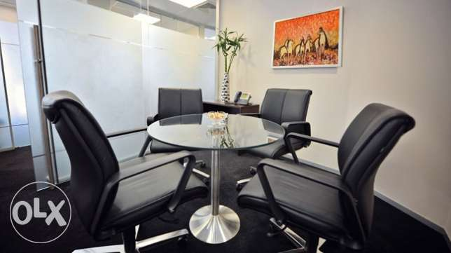 Offices Spaces For Rent in Tornado Tower.west Bay الخليج الغربي -  1