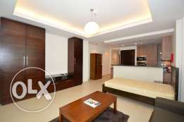 Furnished Studio Home with Marina View at Viva Bahriya