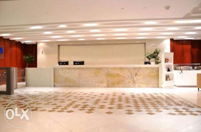 READY to move-in Offices with FULLY Furnished for RENT in AL SADD