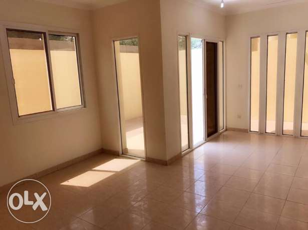 2BHK compound villa new in al-gharafa with A/C .UF with one month free