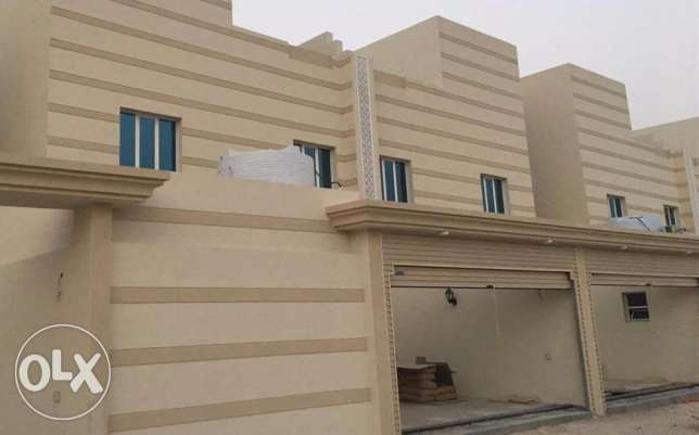7 Bed Room Band New Villa With A/c Near Salwa Road