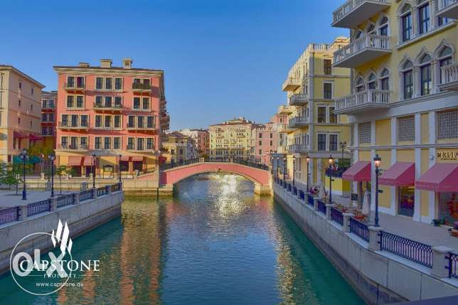 Prestigious Living in 3BR Apt at Qanat Quartier - FREE 1 MONTH