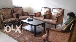 Furniture in good condition for sale