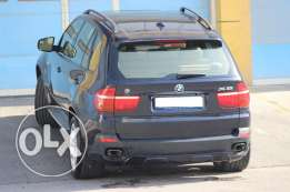 BMW X5 4.8L Full Option - Lady driven, Low kilometer