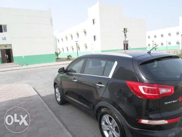 For sell kia sportage كيا سبورتاج
