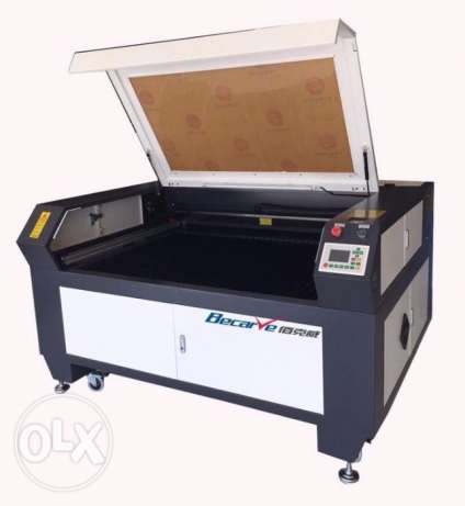 Co2 laser machine for industry