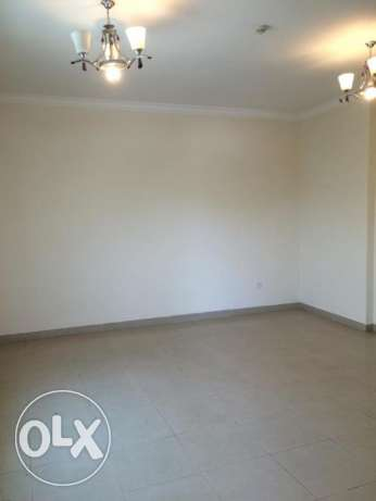 For rent unfurnished 2Bedroom apartment-BIN MAHMOUD 6250 QR