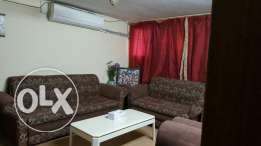 2 BHK fully furnished for rent in al saad for rent