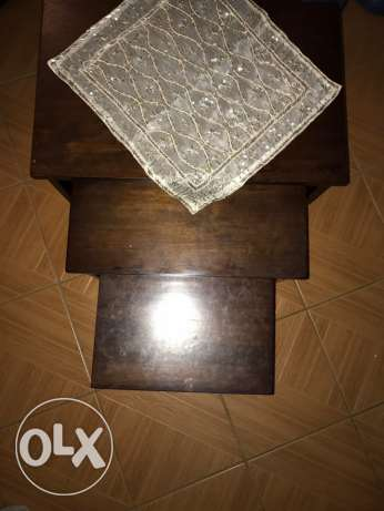 3 chain table